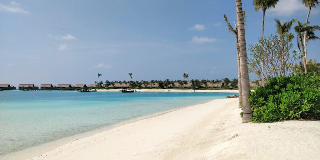 Waldorf Astoria Maldives Ithaafushi Strand 3