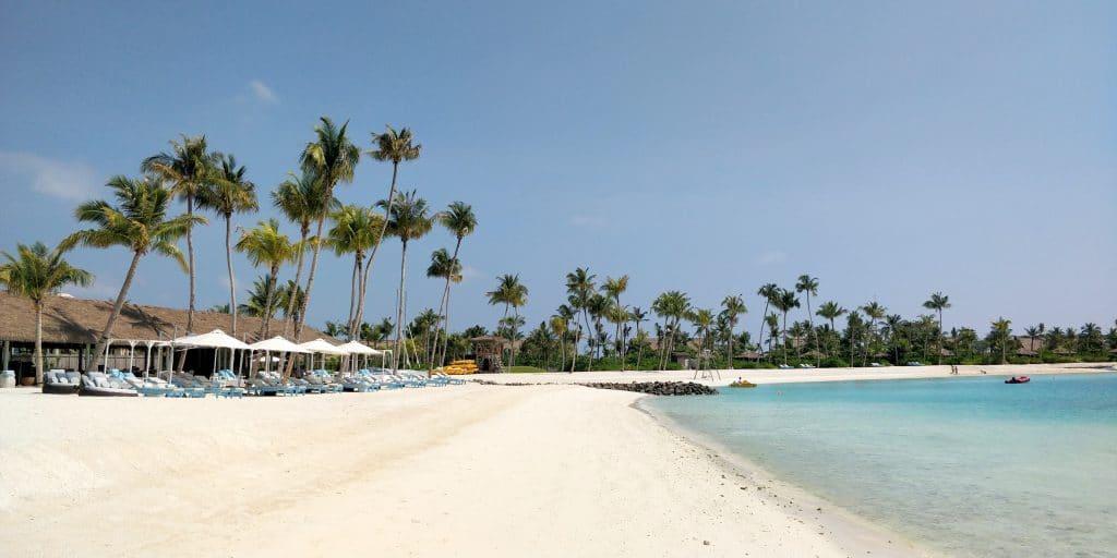 Waldorf Astoria Maldives Ithaafushi Strand 4