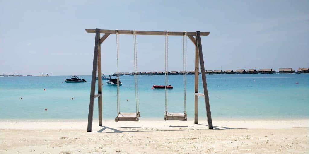Waldorf Astoria Maldives Ithaafushi Strand 5