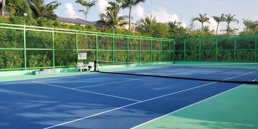 Waldorf Astoria Maldives Ithaafushi Tennis
