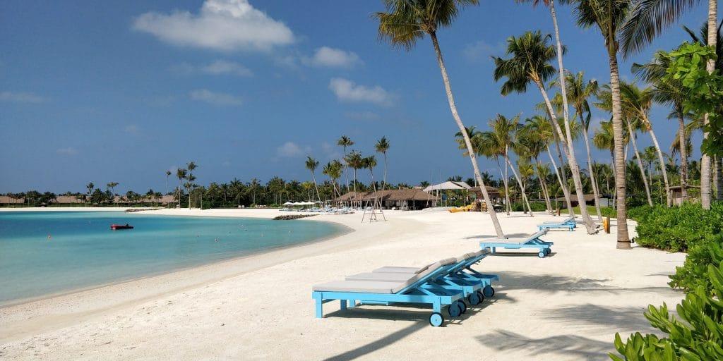 Waldorf Astoria Maldives Strand