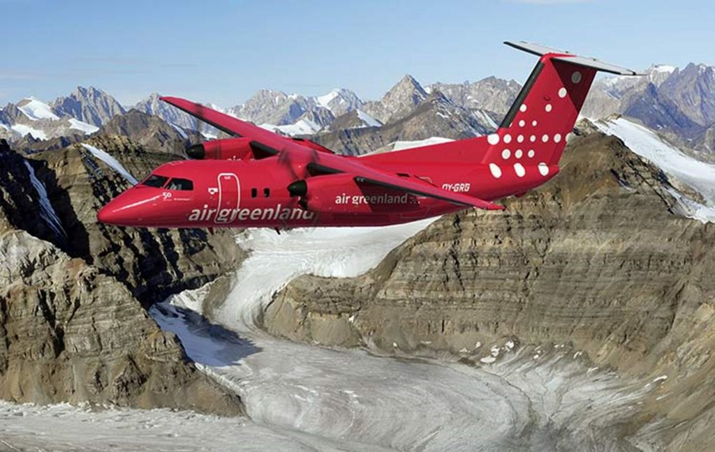 Air Greenland Dash 8-200