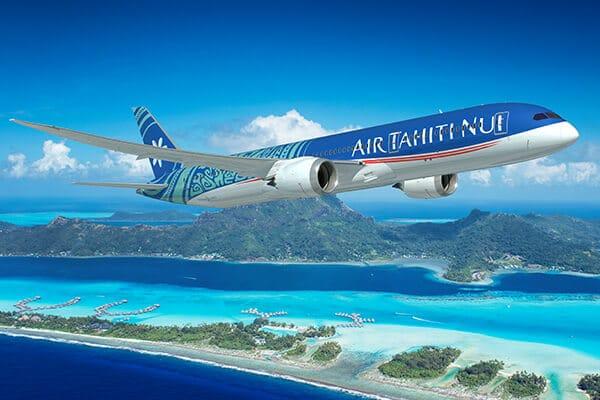 Air Tahiti Nui Boeing 787-9 Dreamliner