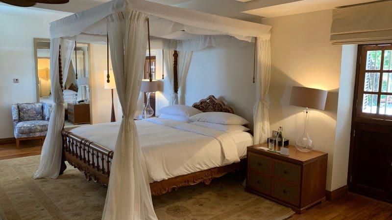 Park Hyatt Zanzibar Zimmer