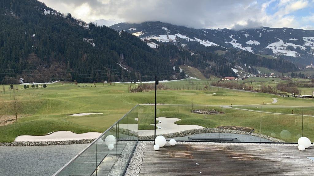 Sportresidenz Zillertal Golfplatz