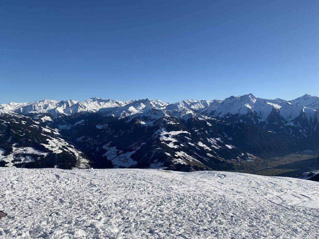 Sportresidenz Zillertal Ski Gebiet 1
