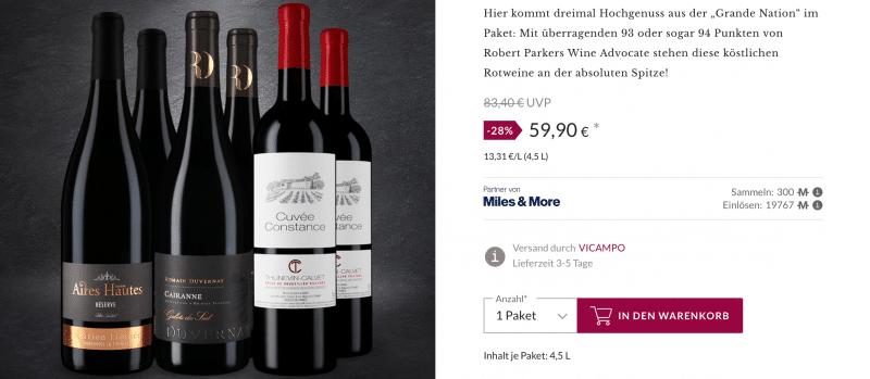 Vicampo Miles & More