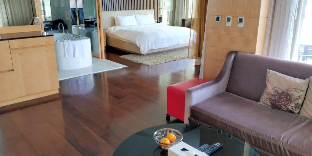 Crystal Resort Sun Moon Lake Suite 11