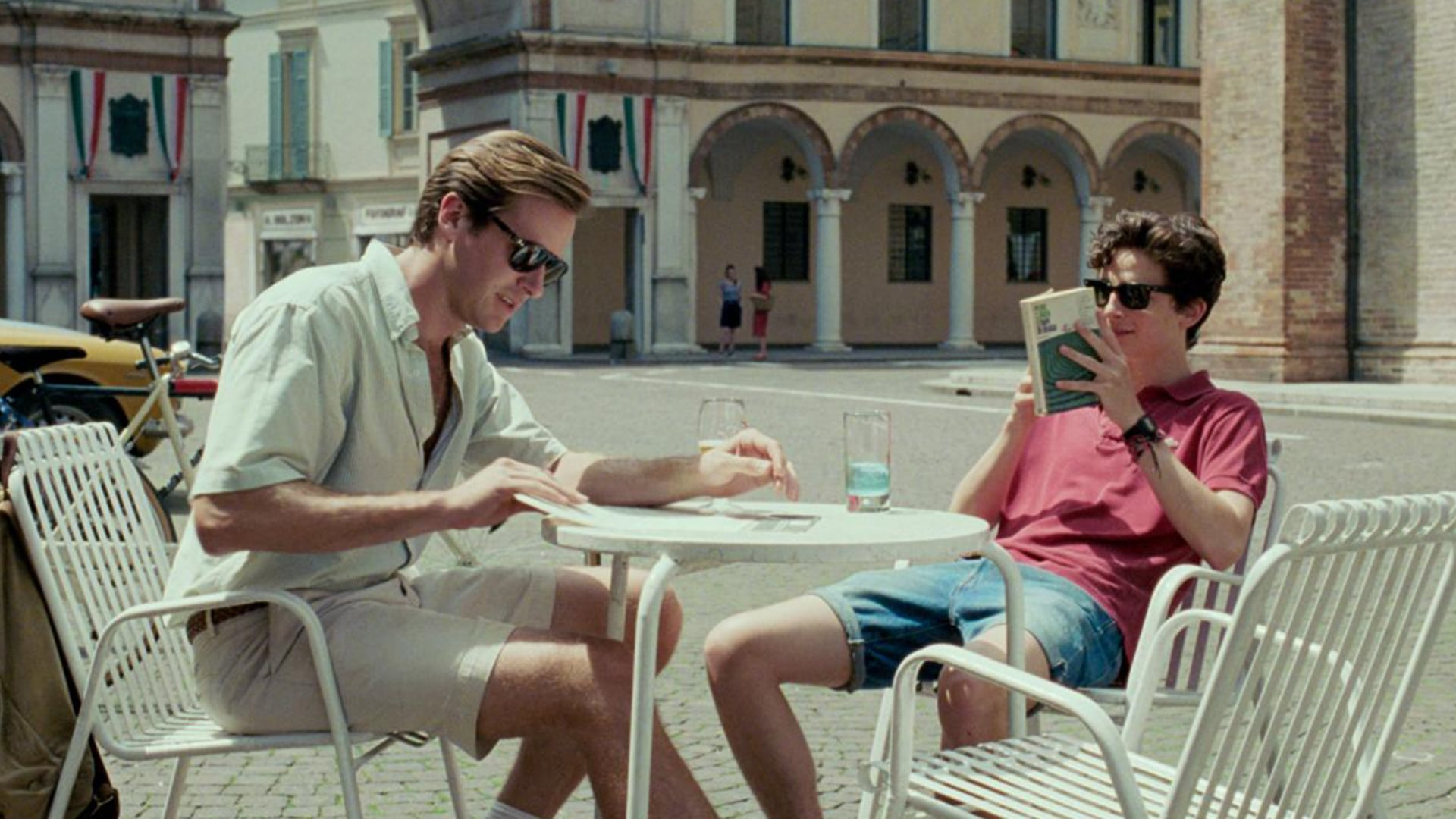 Films De Voyage Call Me By Your Name
