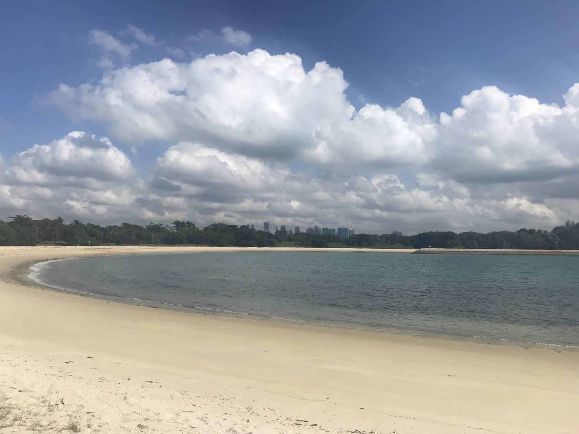 Singapur Lazarus Island