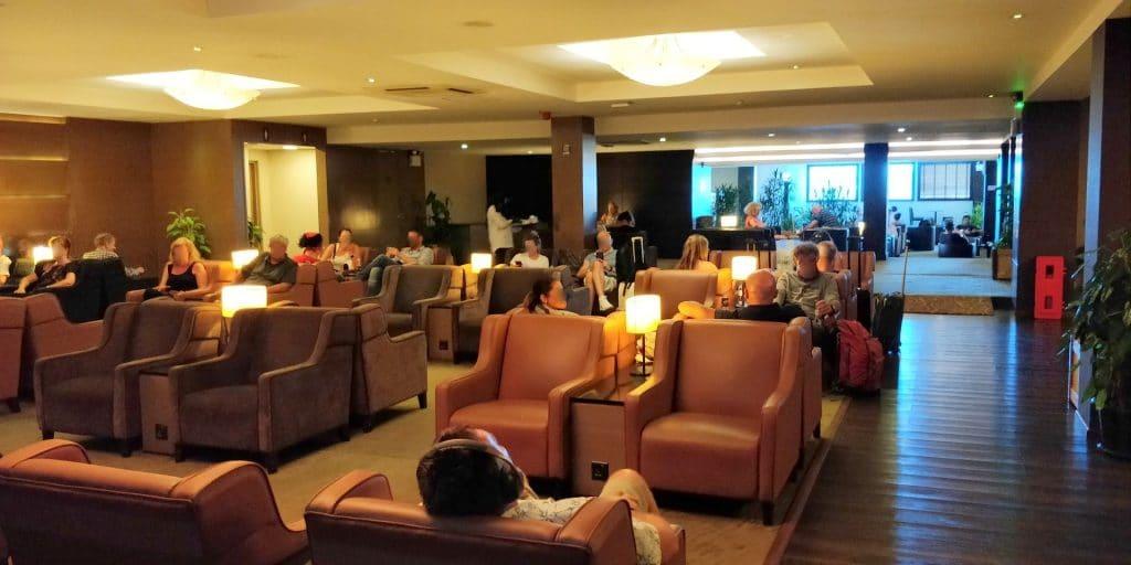 Leeli Lounge Male Sitzgelegenheiten