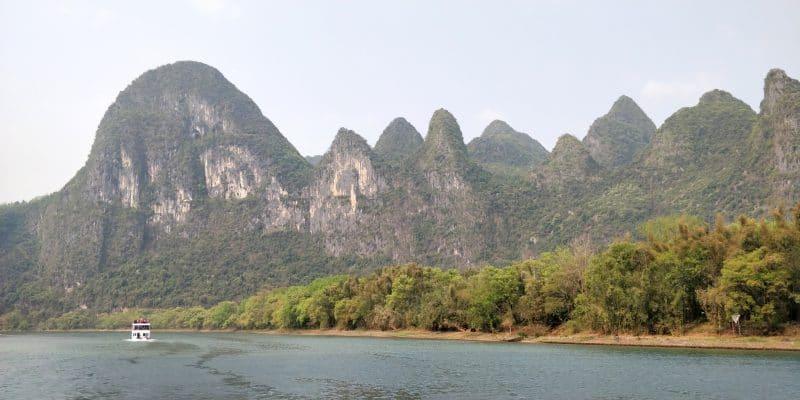 Li Fluss Kreuzfahrt Ausblick 4