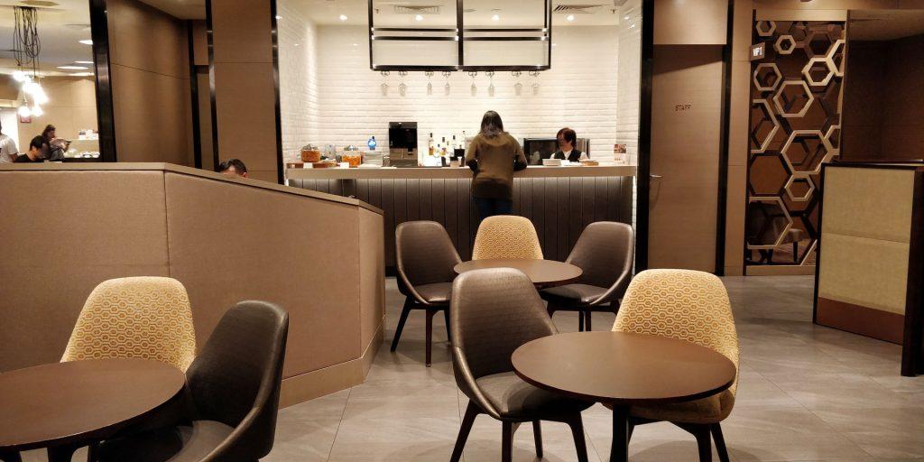Plaza Premium Lounge Singapur 3