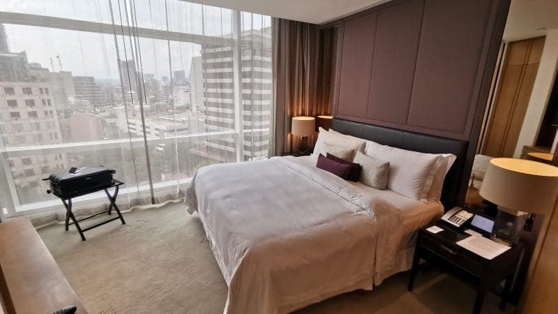 St. Regis Mexico City Executive Suite Schlafzimmer 800x450