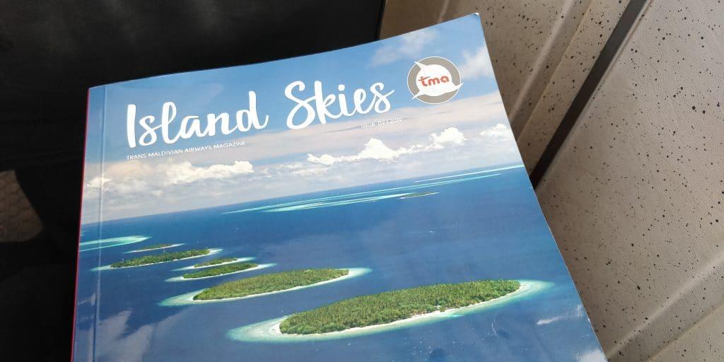 Trans Maldivian Airways Magazin