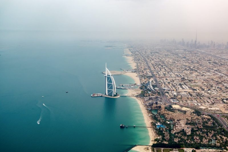 Dubai View Skyline