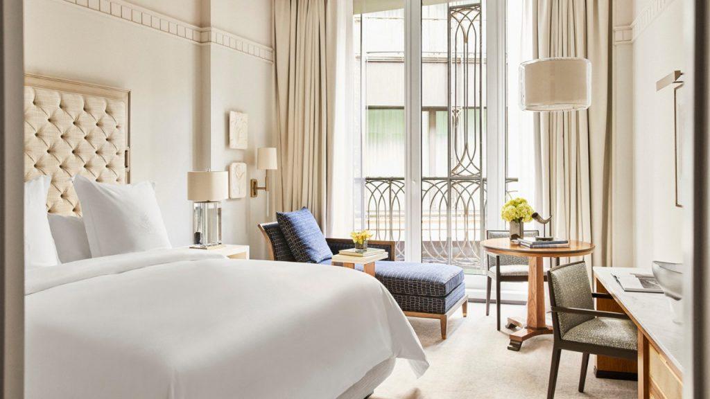 Four Seasons Madrid Room