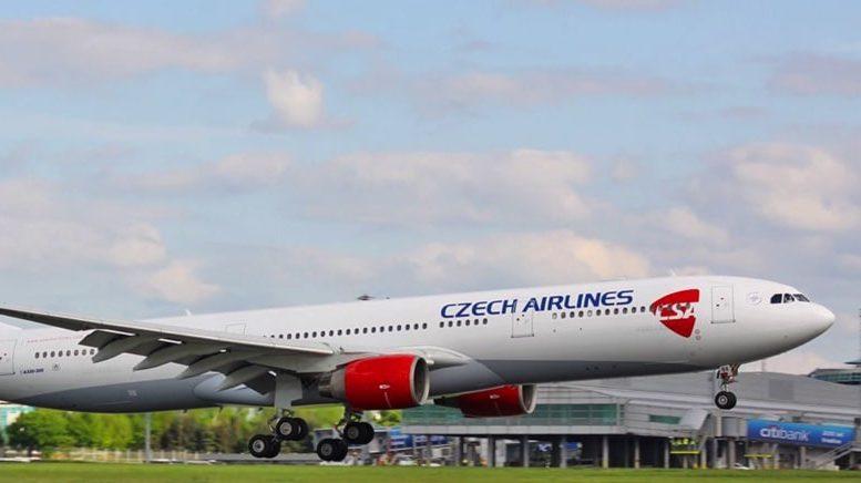 Czech Airlines A330