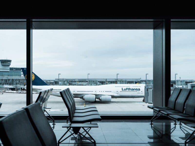 Airport Flughafen Airplane Flugzeug Lufthansa2 800x600