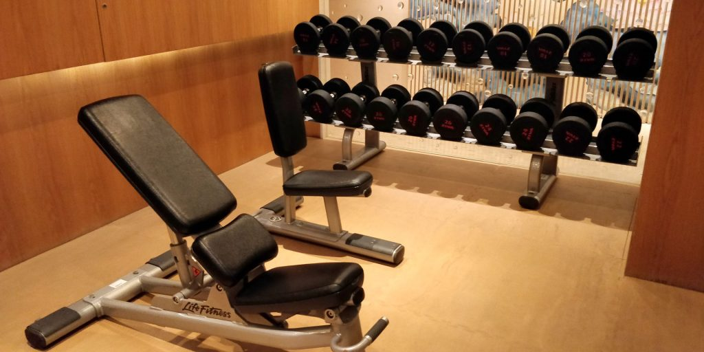 Grand Hyatt Taipeh Fitness