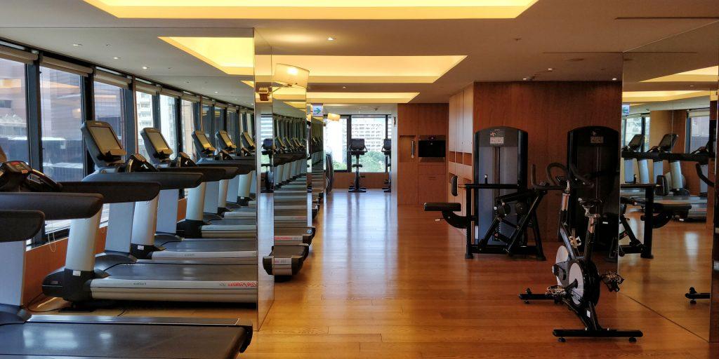 Grand Hyatt Taipeh Fitness 3