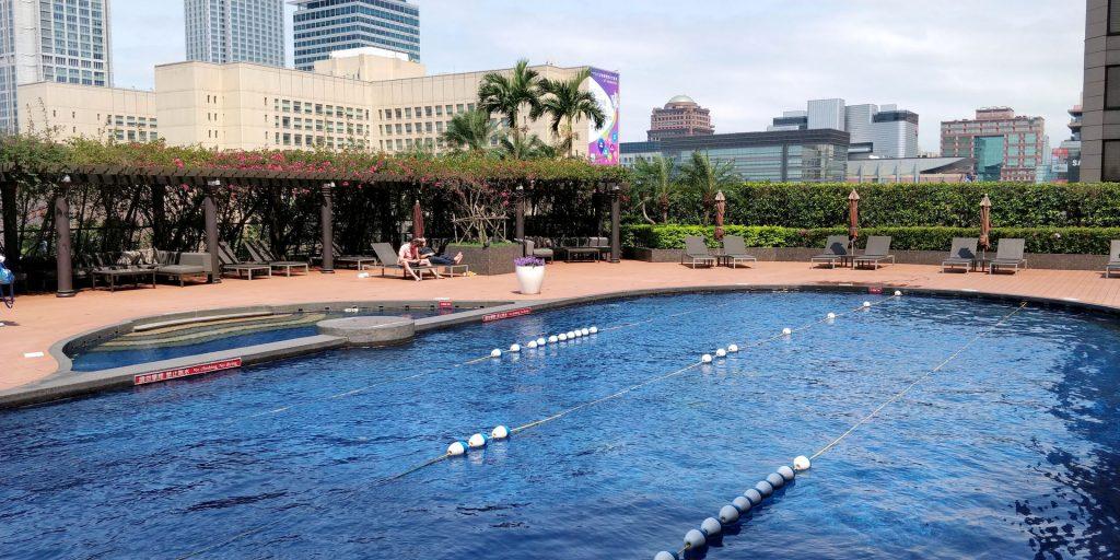 Grand Hyatt Taipeh Pool 2