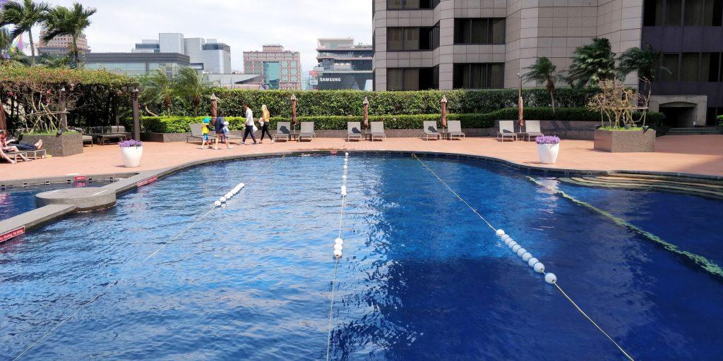 Grand Hyatt Taipeh Pool 3