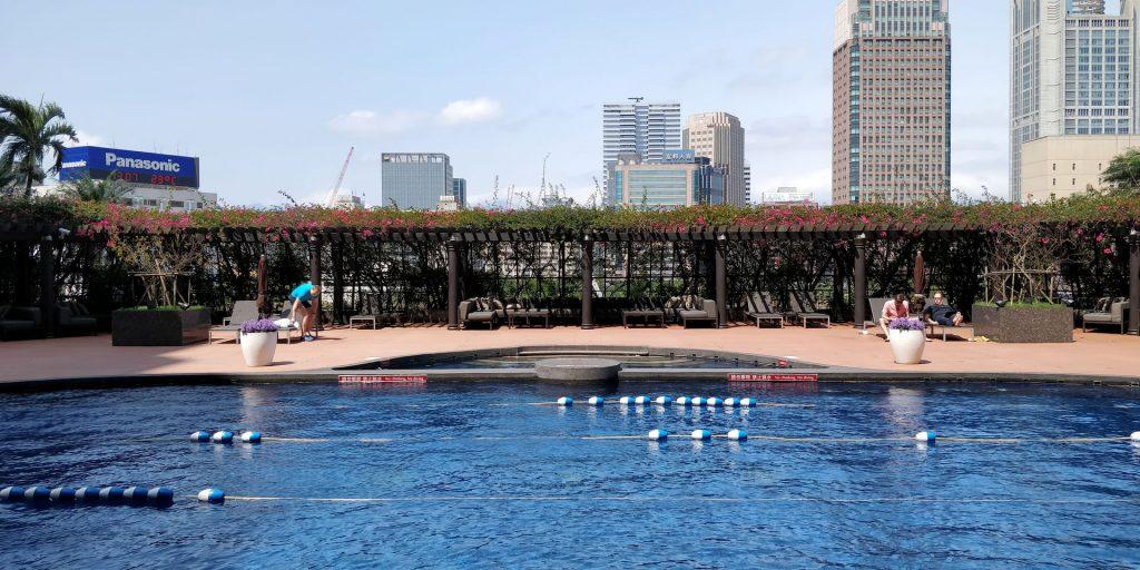 Grand Hyatt Taipeh Pool 4