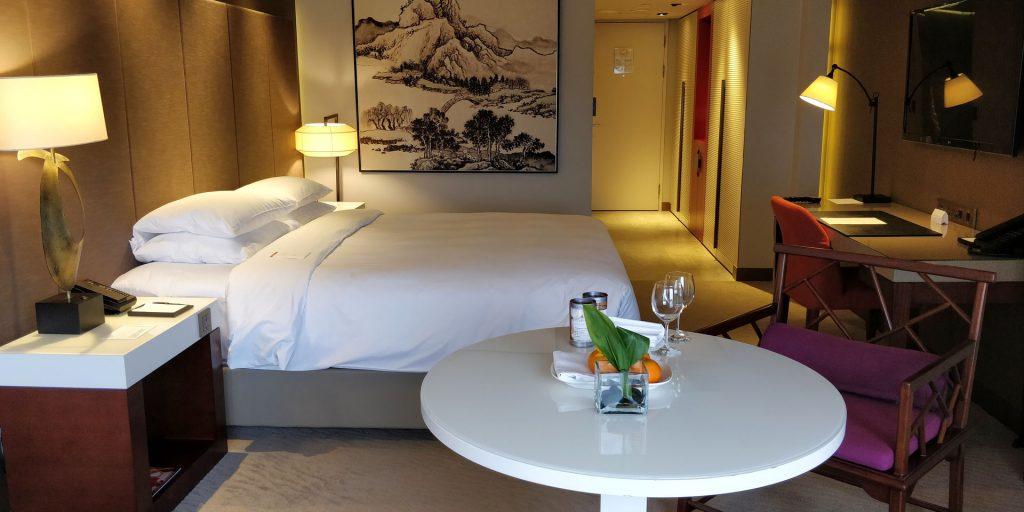 Grand Hyatt Taipeh Zimmer 5