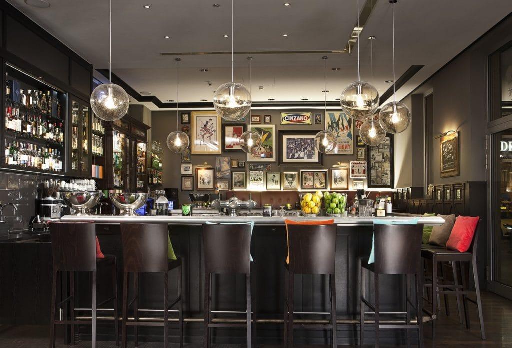Hotel Drei Mohren Augsburg Bar