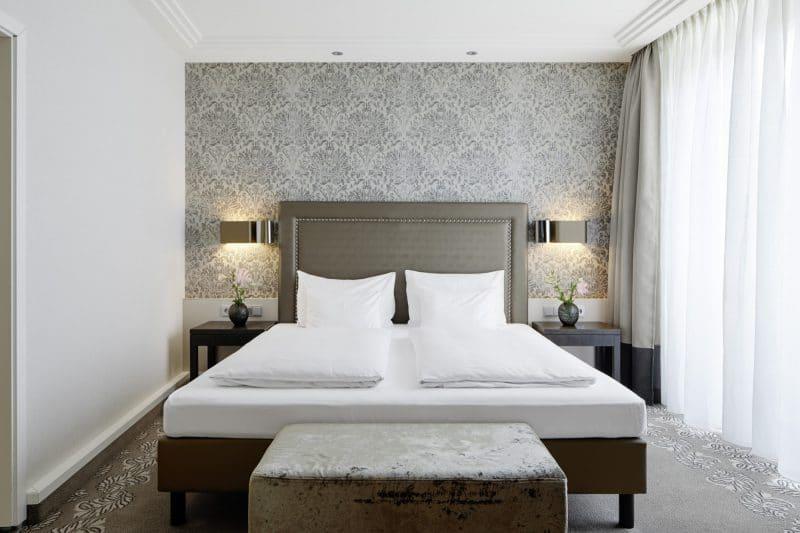 Hotel Drei Mohren Augsburg Zimmer 2