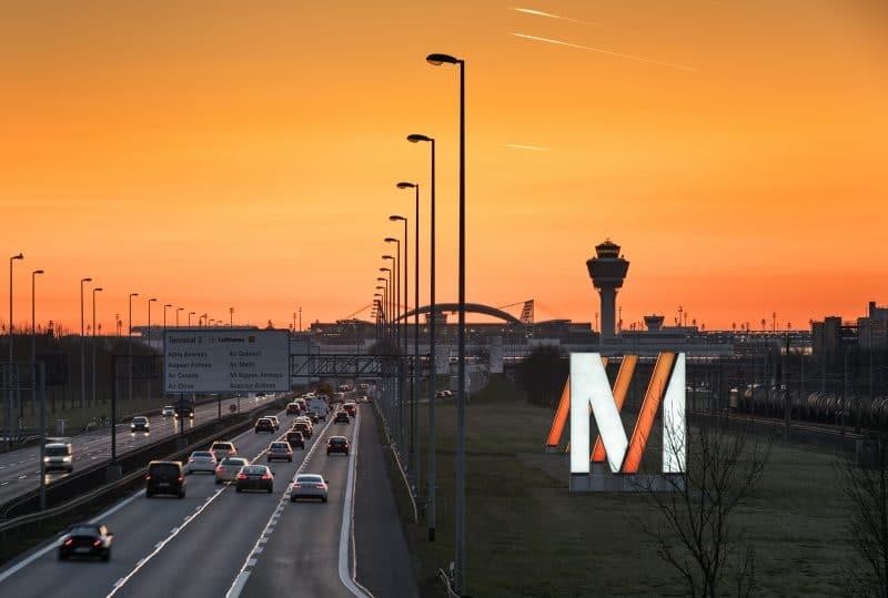 Flughafen/Airport München
