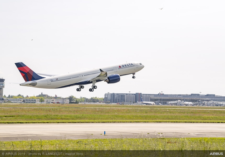 Delta Air Lines Airbus A330-900 (neo)