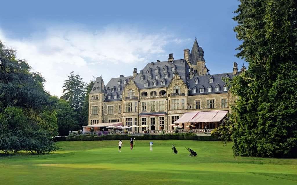 Schlosshotel Kronberg Small Luxury Hotel of the World Deutschland