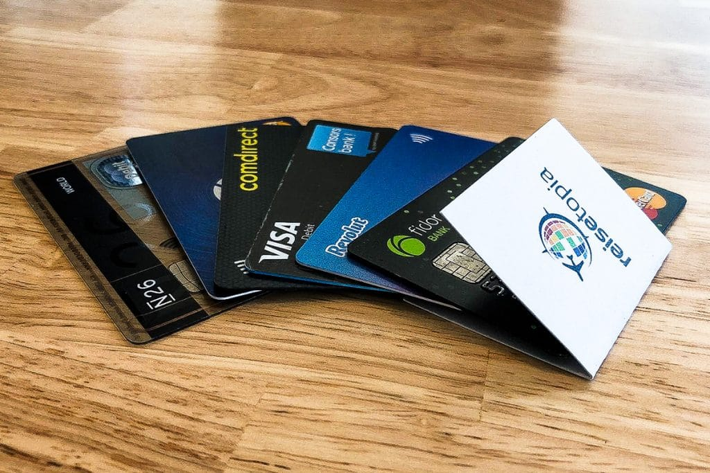Firmenkonto Kreditkarte