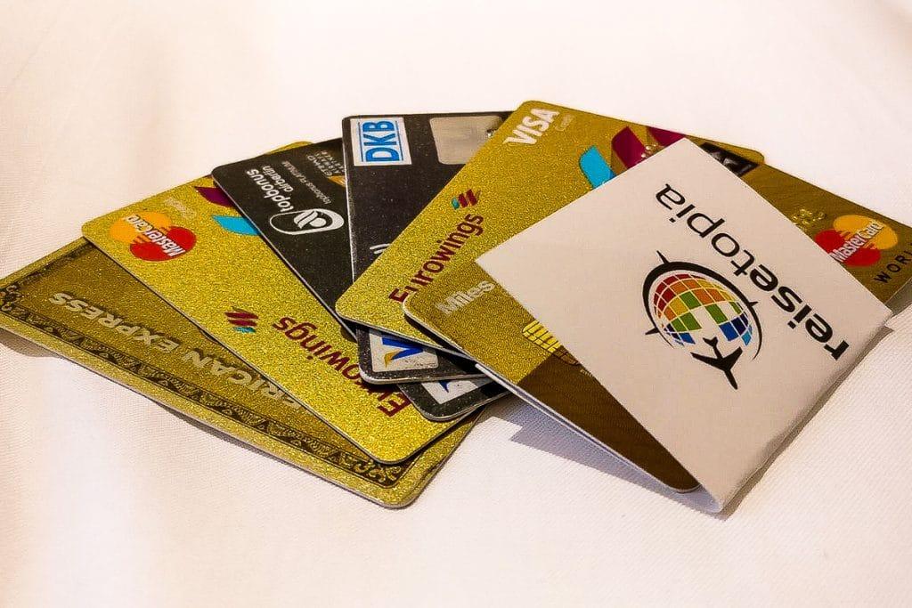 goldene Kreditkarte Vergleich