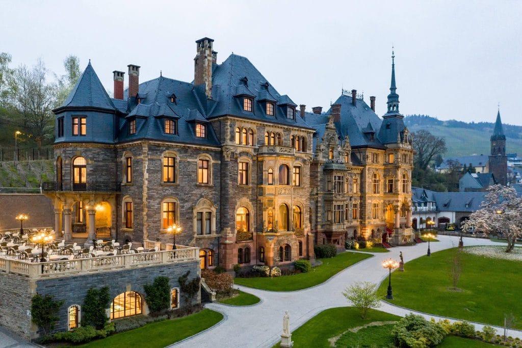 Wellnesshotel Schloss Lieser