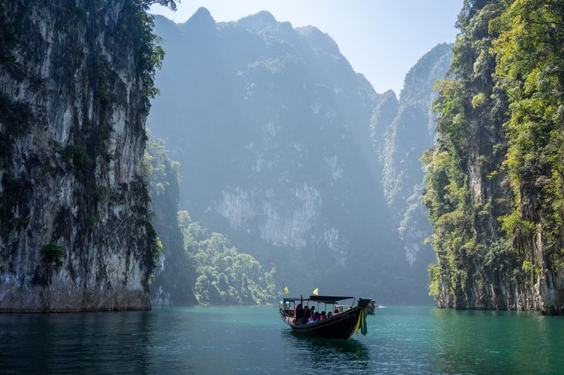 Thailand Sea Baot
