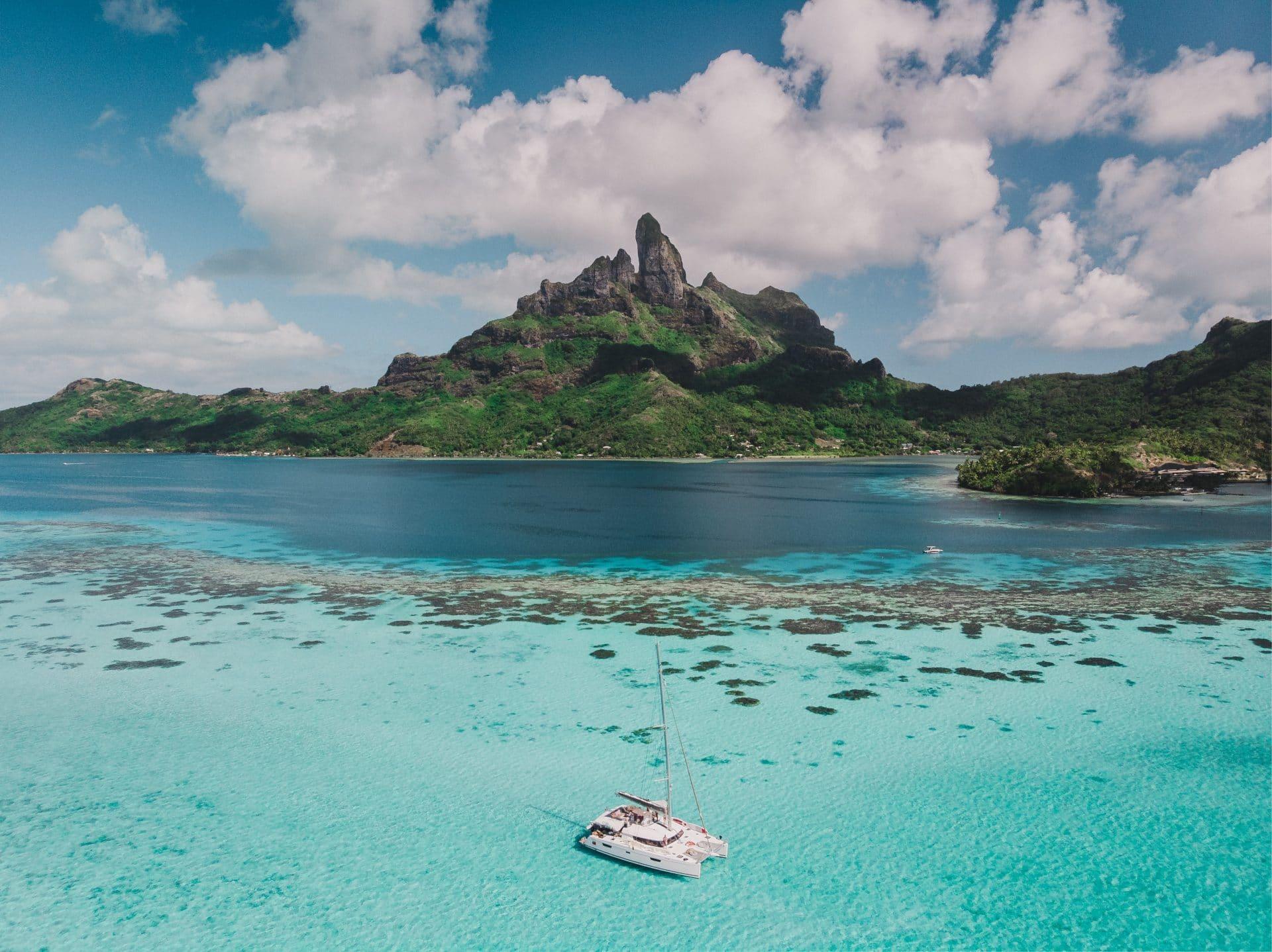 Top 5 Reiseziele Französisch Polynesien