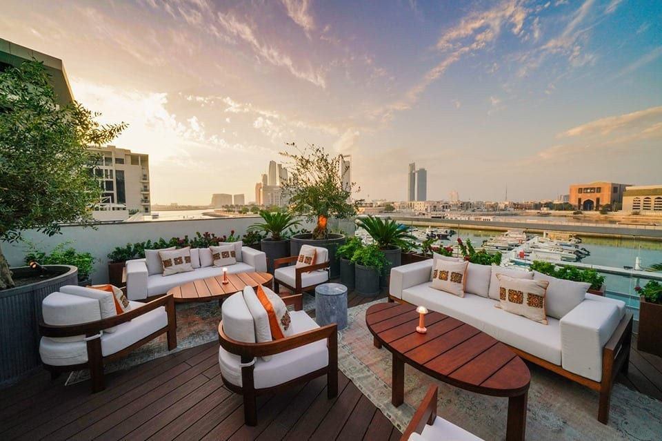 Abu Dhabi Edition Terrace