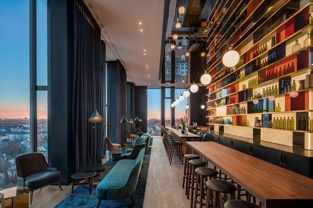 Andaz Rooftop Bar