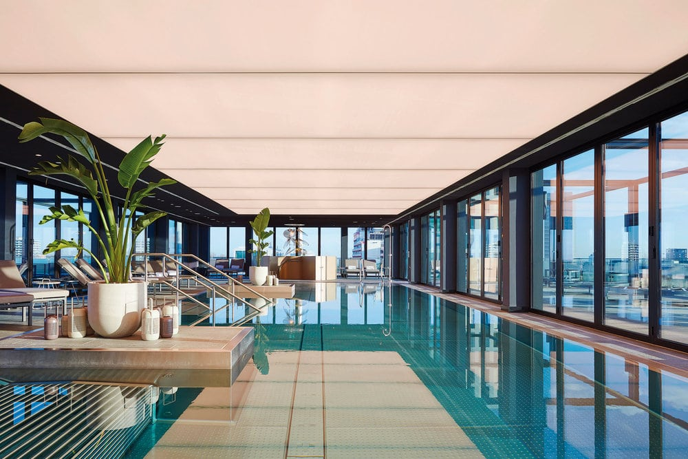 AndazSPA Munich Pool03