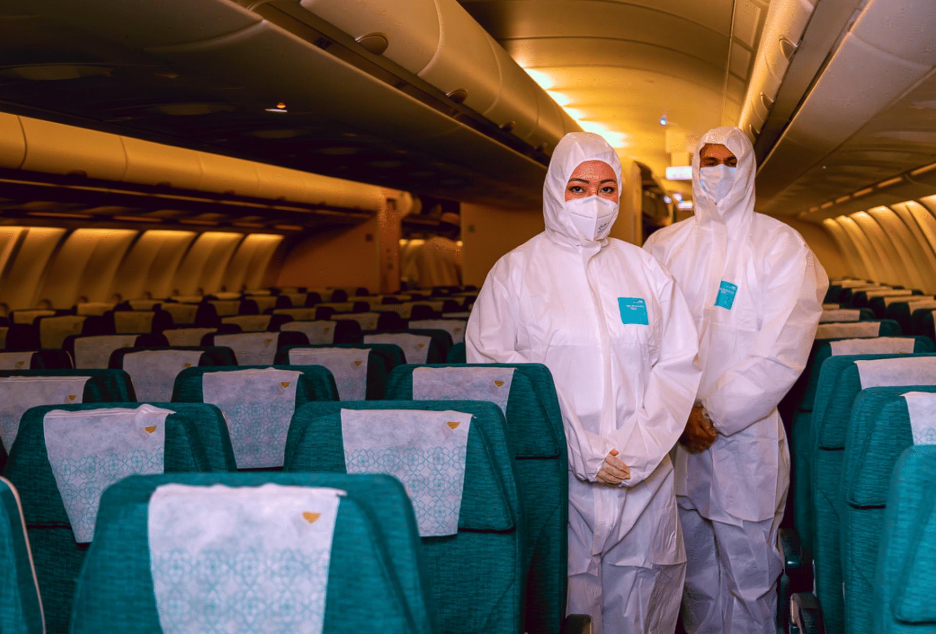 Oman Air Uniform