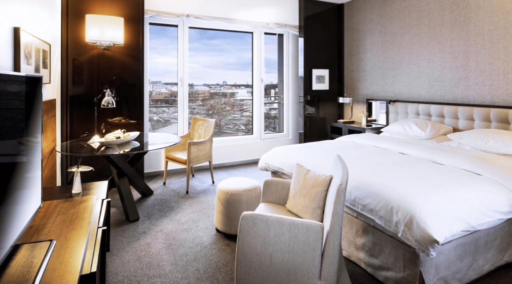 Grand Hyatt Zimmer