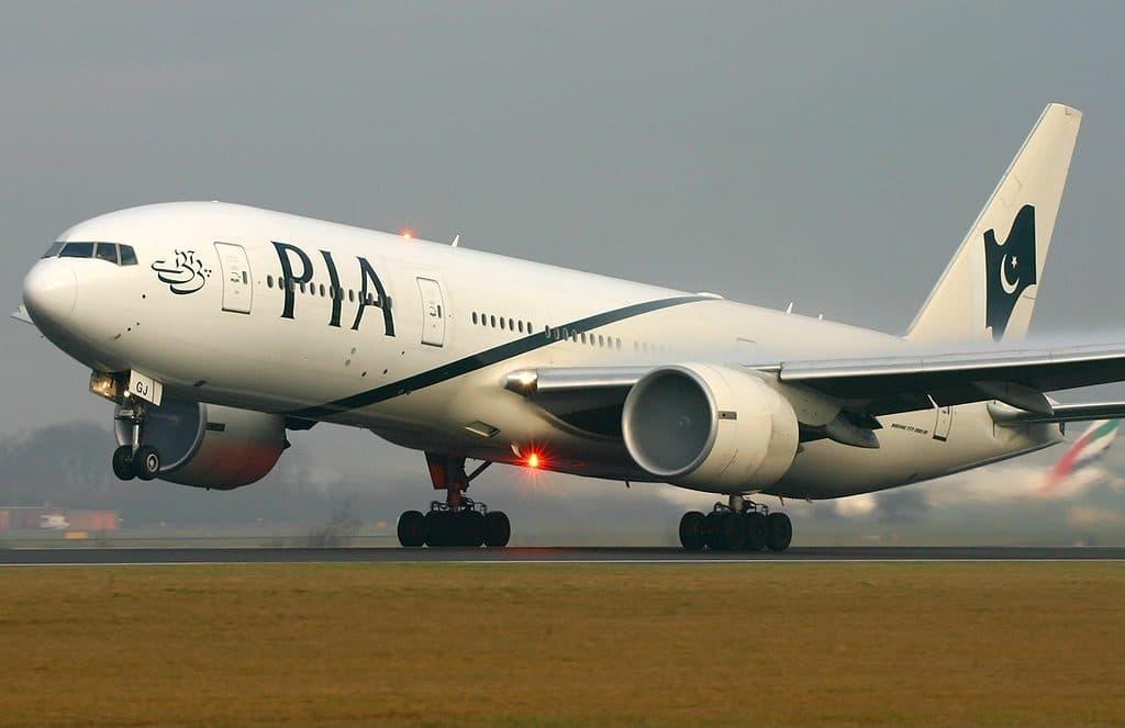 Pakistan International Airlines (PIA) Boeing 777-200ER