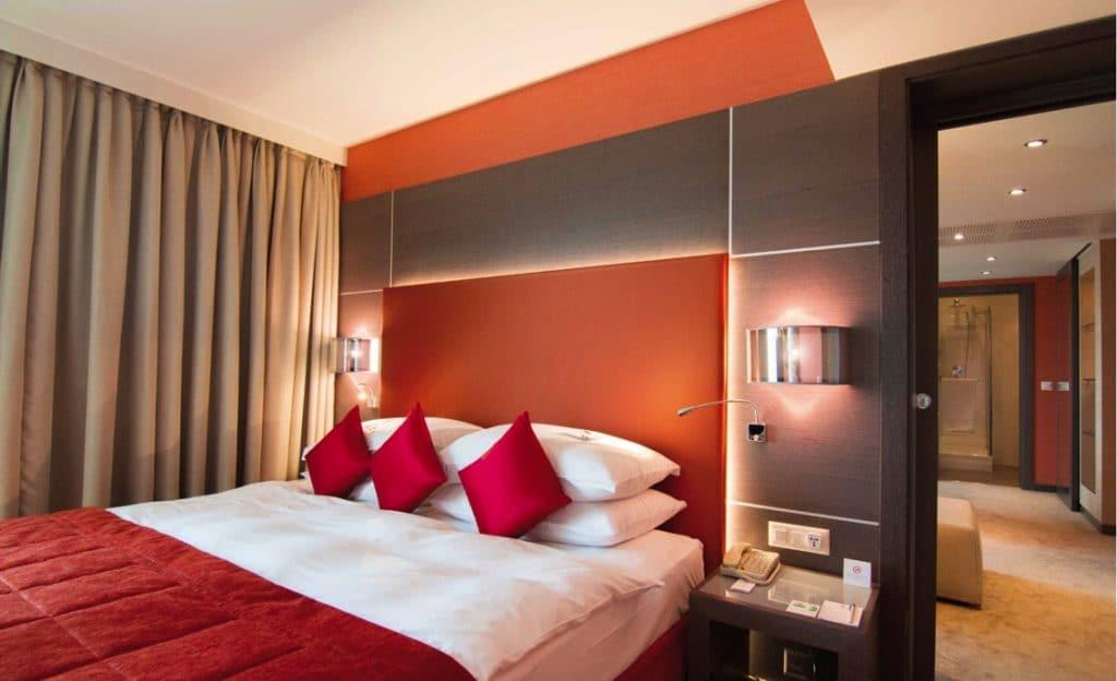 Hilton Genf Suite