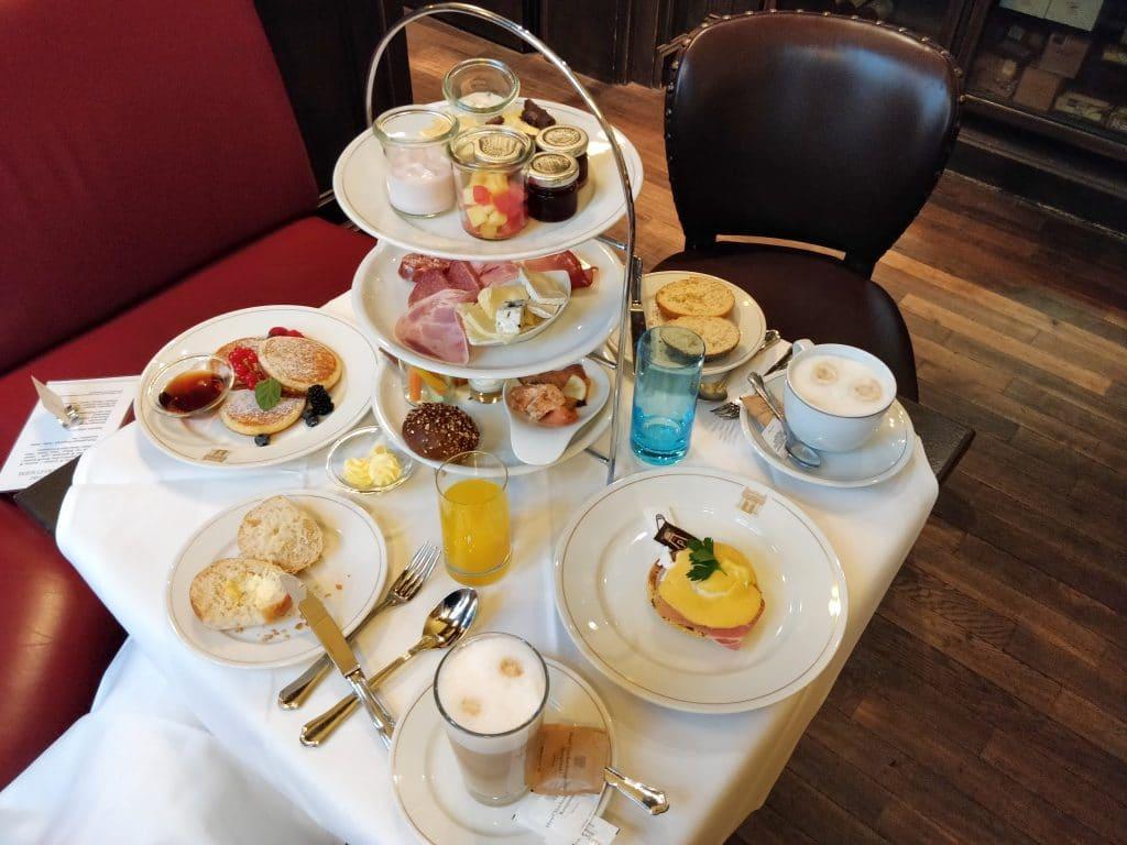 Hotel Taschenbergpalais Kempinski Dresden Frühstück 3