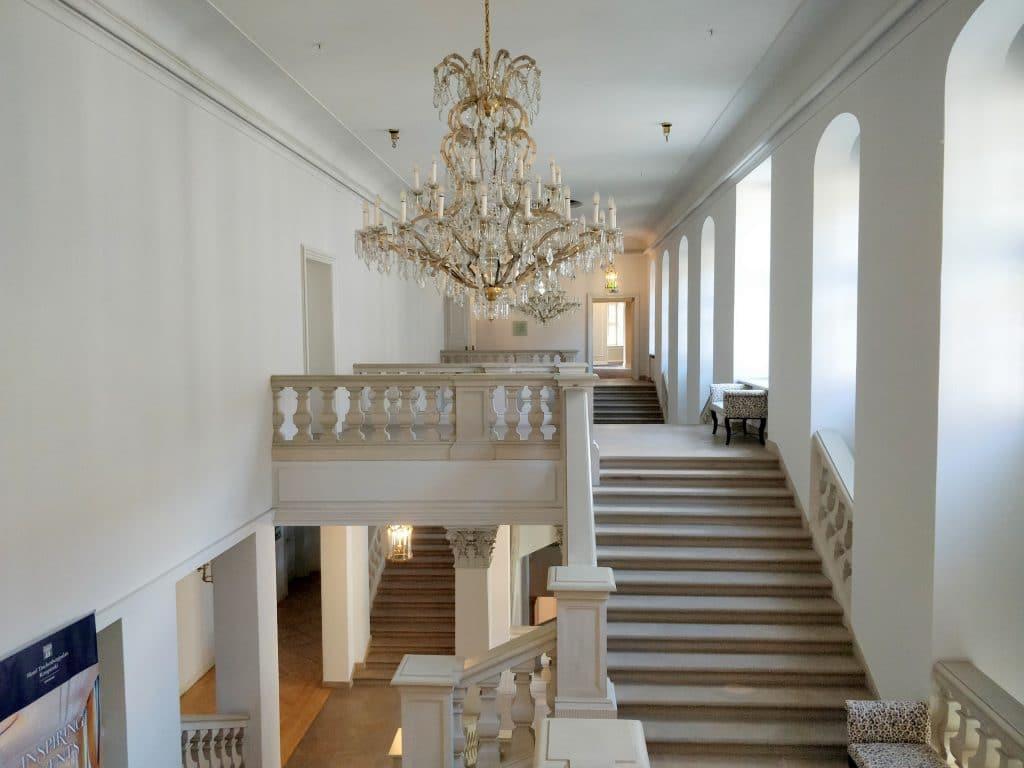 Hotel Taschenbergpalais Kempinski Dresden Treppenhaus