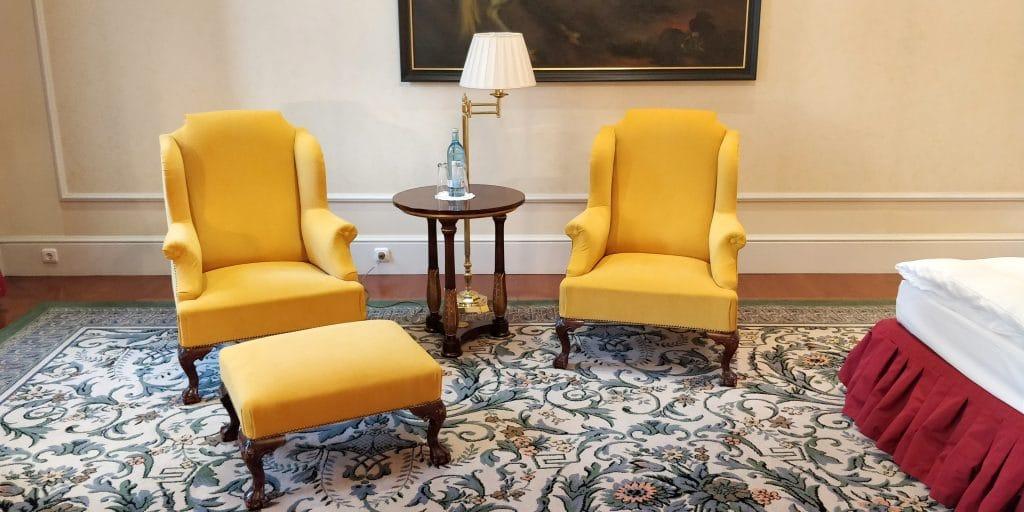 Hotel Taschenbergpalais Kempinski Dresden Zimmer 2