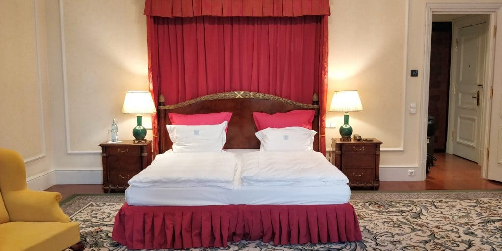 Hotel Taschenbergpalais Kempinski Dresden Zimmer 3